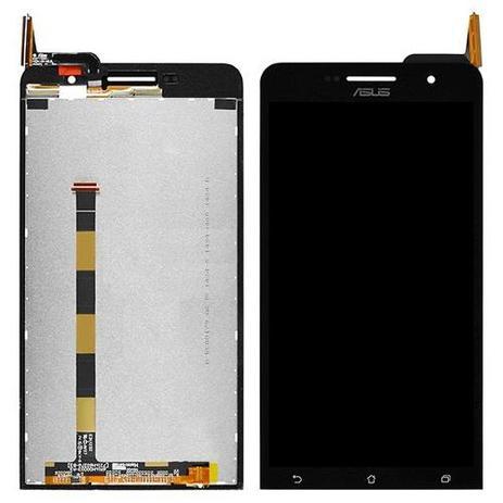 c919667af Display Lcd Tela Touch Asus Zenfone Zen Fone 6 A600 A601 - Tela ...