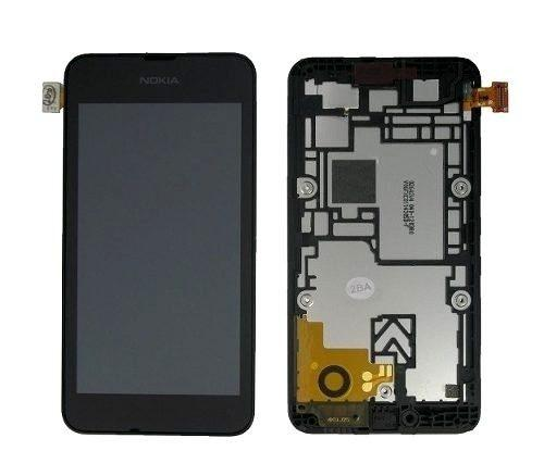 b404741a549 Imagem de Display Tela Touch Nokia Lumia 530 N530 + Película De Vidro