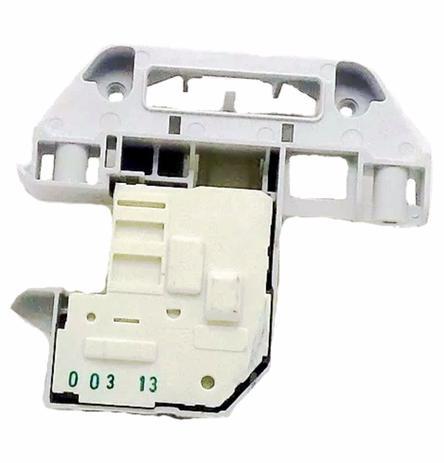Imagem de Dispositivo Trava Porta Lavadora Ge 10 11 12 13 15kg Moderna