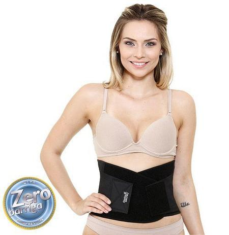 25ee527ec Doctor Secret Cinta Modeladora Shape Abdominal Now Dilady Barriga Zero Tam P