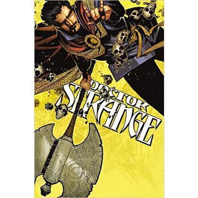 Imagem de Doctor Strange Vol. 1- The Way Of The Weird - Marvel