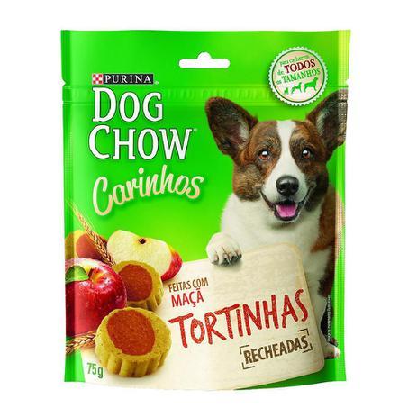 Imagem de Dog Chow Carinhos Tortinhas para Cães- 75g
