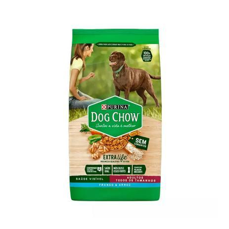Imagem de Dog chow pet adulto raças médias e grandes  sabor frango 15kg