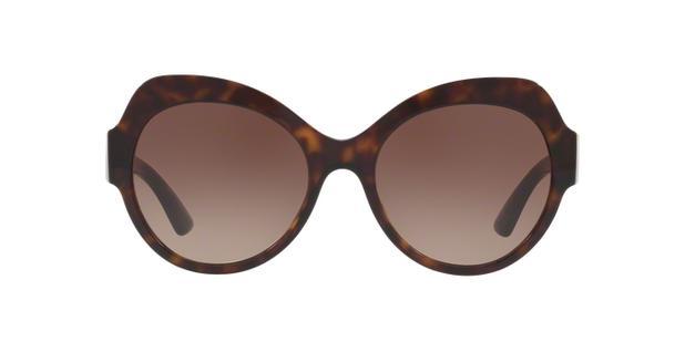 44927060200b8 Dolce Gabbana DG4320 502 13 Tartaruga Lente Tam 56 - Óculos de sol ...