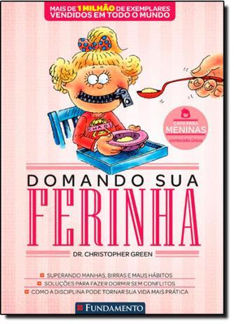 Imagem de Domando Sua Ferinha - Vol.1 - Capa Para Meninas