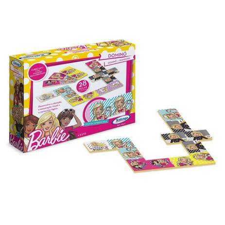 Imagem de Domino Barbie 28 Peças Xalingo
