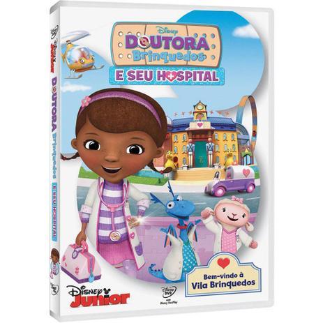 Doutora Brinquedo E Seu Hospital Dvd Disney Filmes De