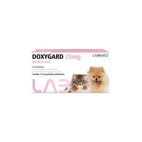 Imagem de Doxygard 25 mg - 12 comprimidos