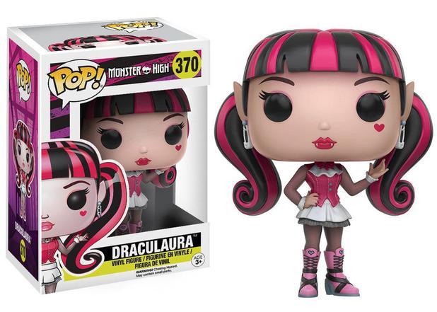 Imagem de Draculaura - Pop! - Monster High - 370 - Funko