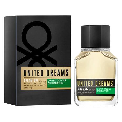 9f455047660 Dream Big for Men Benetton - Perfume Masculino - Eau de Toilette ...
