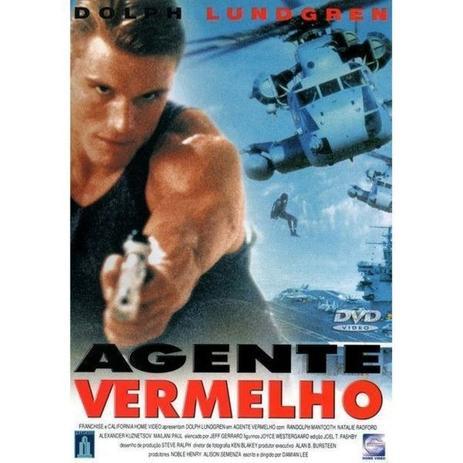 DVD Agente Vermelho - Dolph Lundgren - California - No Magalu - Magazine  Luiza