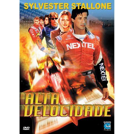 DVD Alta Velocidade - Sylvester Stallone - AMZ - Filmes de Ação e Aventura  - Magazine Luiza