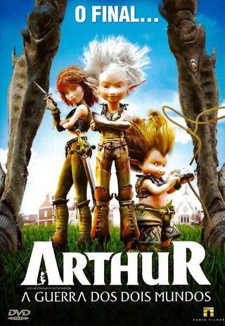 Dvd Arthur A Guerra Dos Dois Mundos Sonopress Filmes De