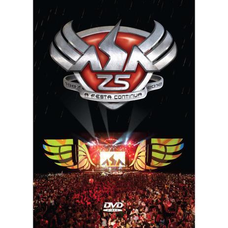 Imagem de DVD Asa de Águia - 25 Anos