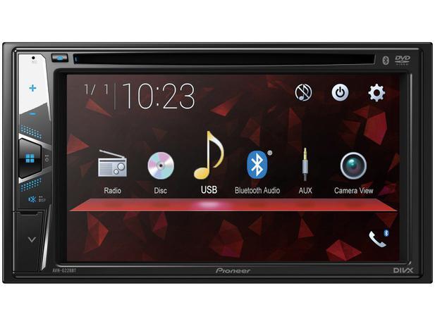 Imagem de DVD Automotivo Pioneer AVH-G228BT Bluetooth