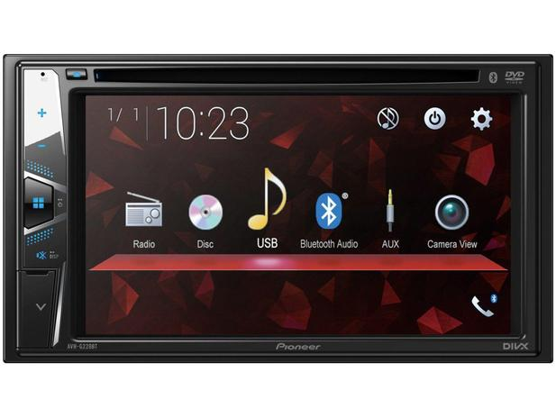 "Imagem de DVD Automotivo Pioneer AVH-G228BT Bluetooth - Touch 6,2"" 23W RMS USB Auxiliar"