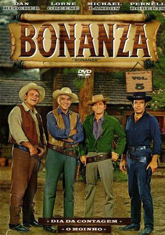 Imagem de DVD Bonanza - Dia da Contagem - O Moinho