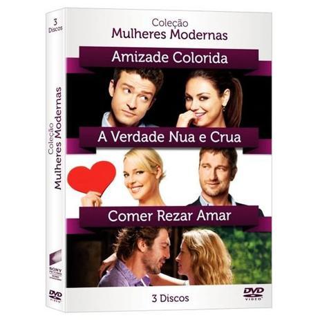 Imagem de DVD - Coleção Mulheres Modernas