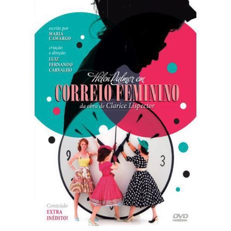 Imagem de DVD Correio Feminino