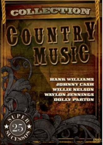 Imagem de DVD Country Music - Collection