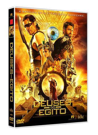 Imagem de DVD - Deuses do Egito