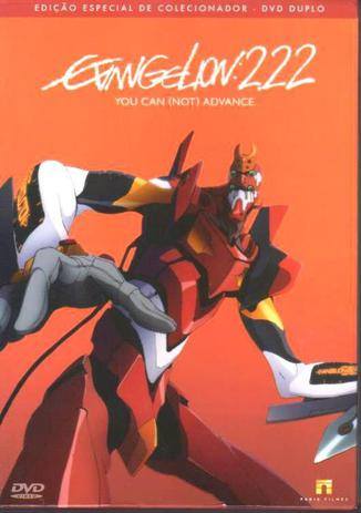 Imagem de DVD Evangelion 2.22 - You Can Not Advance