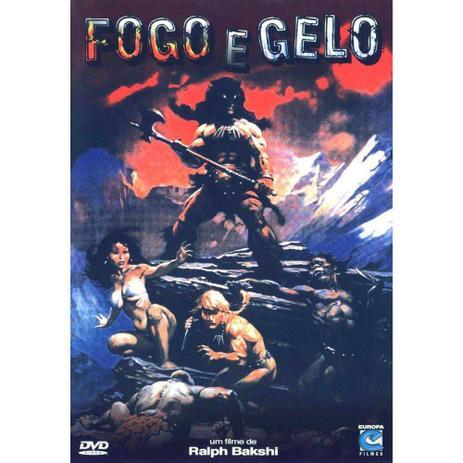 Imagem de DVD Fogo e Gelo