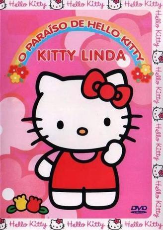 Dvd Hello Kitty Linda Rimo Filmes De Animacao Magazine Luiza