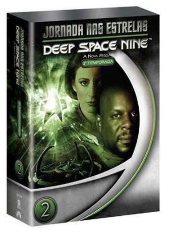 Imagem de Dvd Jornada Nas Estrelas Deep Space Nine - 2 Temporada