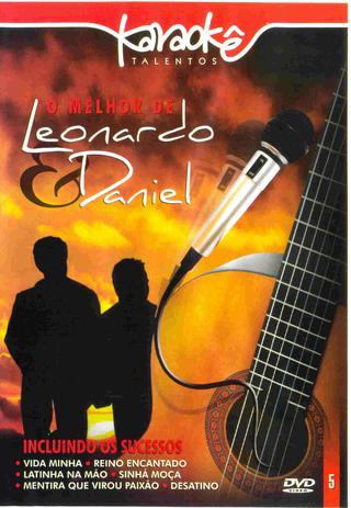 Imagem de Dvd - karaoke o melhor de leonardo e daniel