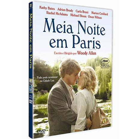Imagem de DVD - Meia Noite em Paris