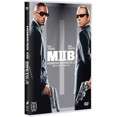 Dvd Mib Homens De Preto 2 Universal