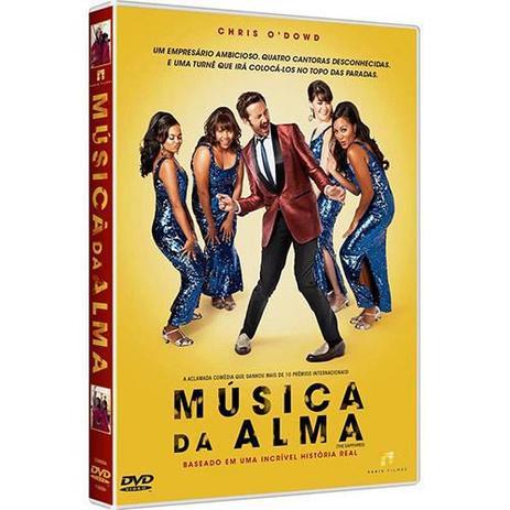 Imagem de DVD - Música Da Alma