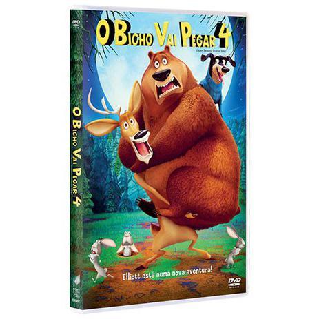 Dvd O Bicho Vai Pegar 4 Sony Pictures Filmes De Animacao