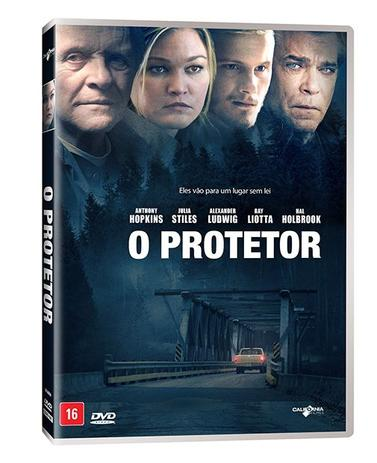 DVD - O Protetor (Califórnia) - Califórnia Filmes - Filmes de Ação e  Aventura - Magazine Luiza