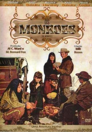 Imagem de DVD Os Monroes