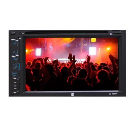 Imagem de Dvd Player Automotivo Dazz 6.2'' Mirror Android BT - DZ-52838