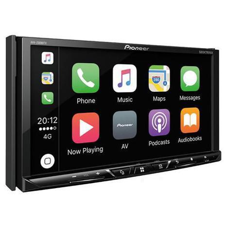 Imagem de DVD Player Automotivo Pioneer AVH Z5080TV com TV Digital, Bluetooth, Tela 7