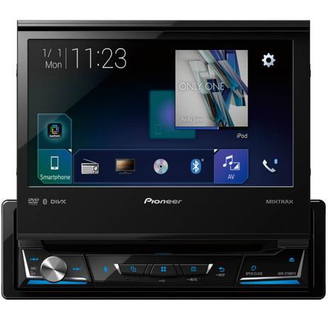 Imagem de DVD Player Automotivo Pioneer AVH-Z7180TV TV Digital Tela 7