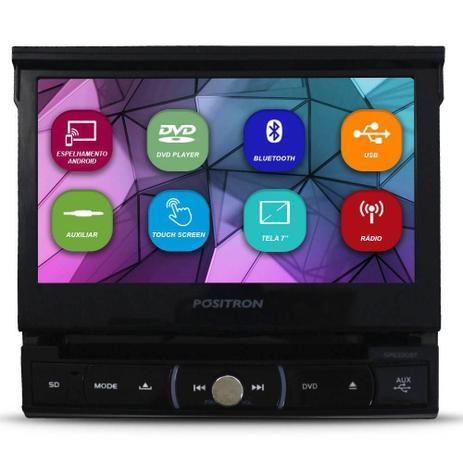 Imagem de DVD Player Automotivo Positron SP6330BT, 7