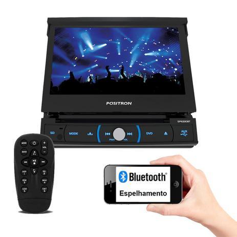 7983c6a95e DVD Player Automotivo Pósitron SP6330BT - Positron - Dvd Automotivo ...