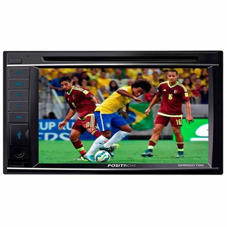 Imagem de DVD Player Automotivo Positron SP8920NAV, 6.2