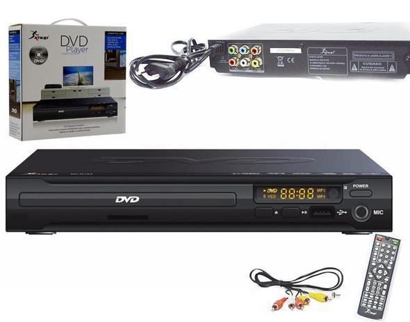 Imagem de DVD Player com Entrada USB Mais Controle KP-D103 KP-D103 KNUP