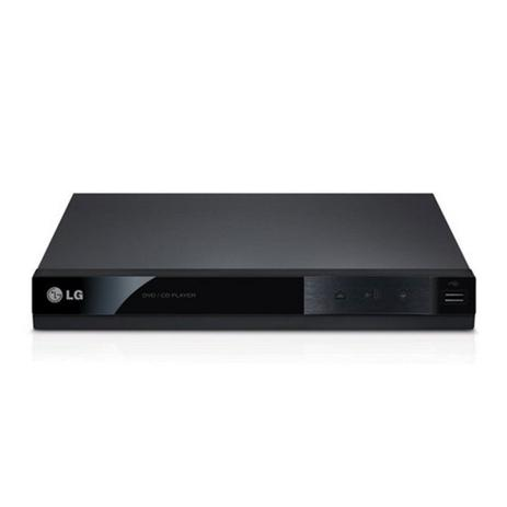 Imagem de DVD Player LG MP3 USB Divx - Dp132