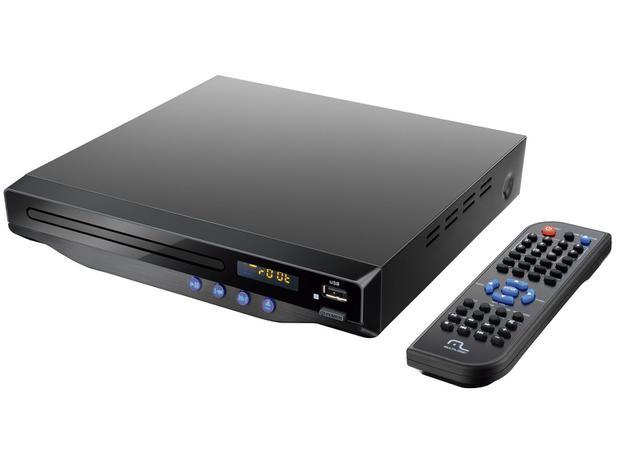 Imagem de DVD Player Multilaser SP193 Função Karaokê