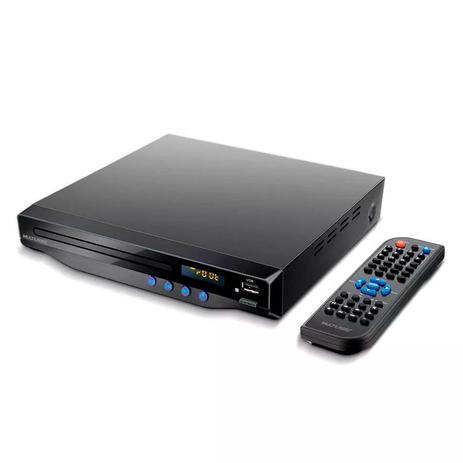 Imagem de Dvd Player Multilaser Sp193 - Hdmi / Usb / Karaokê