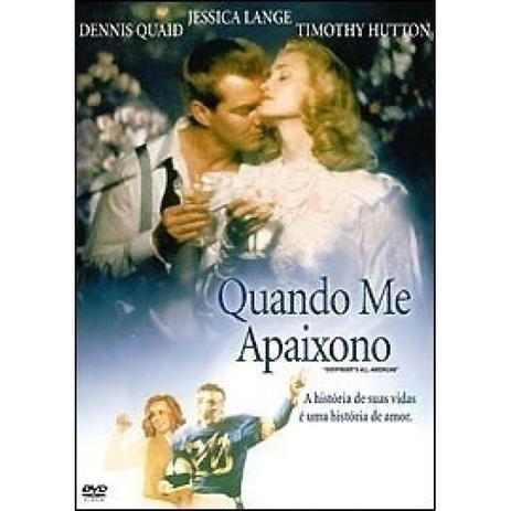 Imagem de Dvd Quando Me Apaixono  - Jessica Lange