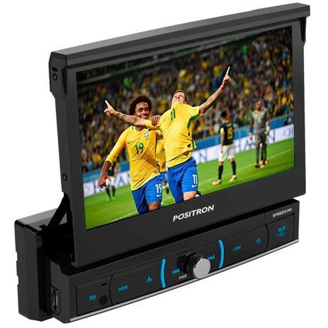 Imagem de Dvd Retrátil Positron Sp6520 Link  USB/Bluetooth/TV