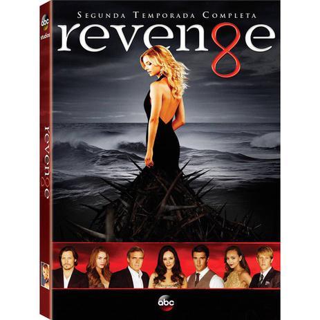 Imagem de DVD Revenge - 2 Temporada - 5 Discos