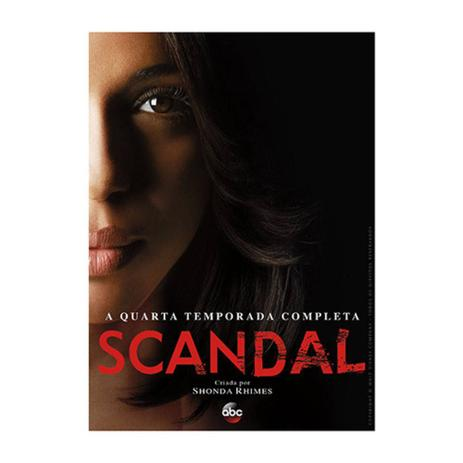 Imagem de DVD Scandal  5 Discos Temporada 4
